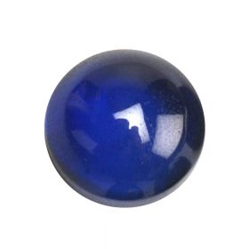Natural Blue Sapphire Gemstone 2.25 - 8.25 Ratti Cabochon Neelam Round Shape